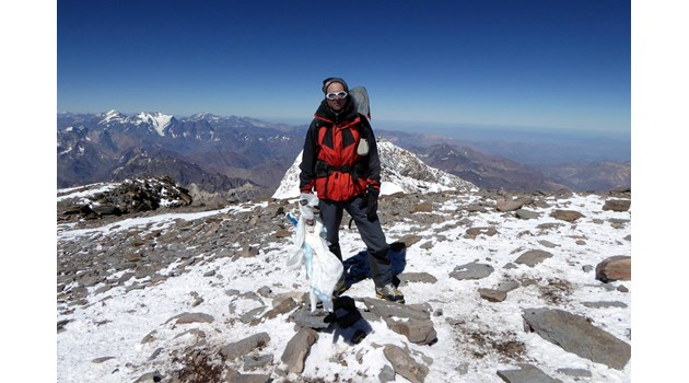 Фаталната грешка на алпиниста Иван Томов на връх Аконкагуа