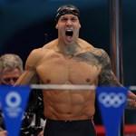 Американецът Кейлъб Дресел спечели общо 5 златни медала от олимпийския плувен турнир. В Токио той взе 3 индивидуални отличия, към които с щафети на САЩ добави още 2.