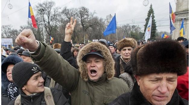 Молдова във Виденова зима