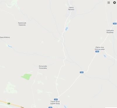 Снимка: Google maps