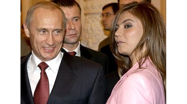 Жените и децата на Путин