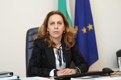 Марияна Николова. Снимка Архив