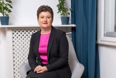 """Милена Драгийска-Денчева, главен изпълнителен директор на """"Лидл България"""""""
