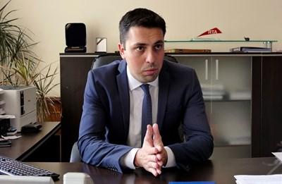 Евгени Крусев СНИМКА: Пиер Петров