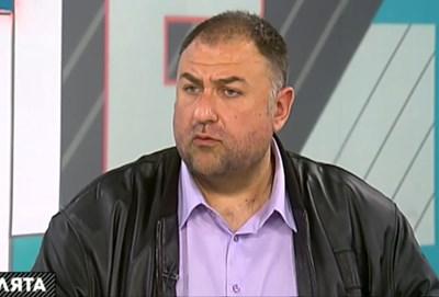 Димитър Марковски Кадър: NOVA