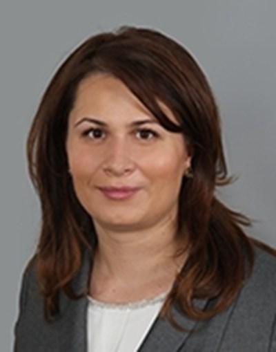 """Зам.- шефът на парламентарната група на """"Воля"""" Кръстина Таскова"""