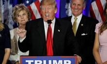 Опасната игра на Доналд Тръмп