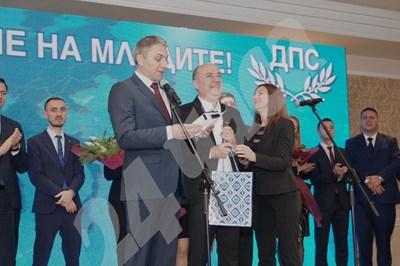 Мустафа Карадайъ и Орхан Мурад  СНИМКИ: Десислава Кулелиева СНИМКА: 24 часа