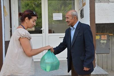 Топлата храна ще се доставя до домовете на нуждаещите се
