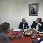 Здравният министър проф. Костадин Ангелов се срещна с кмета на Сандански Атанас Стоянов.