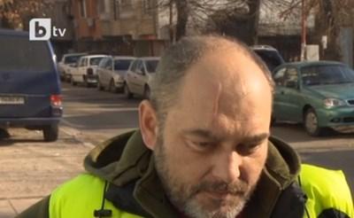 Работодателя на Росен Ангелов - Драгомир