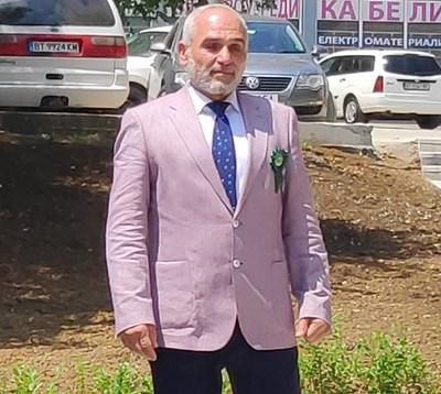 Адвокат Митко Минев е новият дистрикт гуверньор на Ротари - България СНИМКА: Дима Максимова