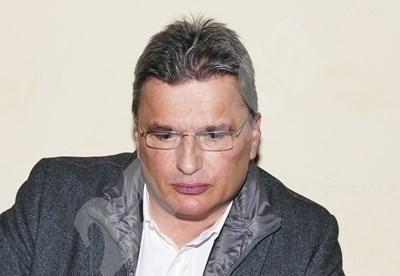 Основният свидетел по делото Бисер Лазов СНИМКА: Архив