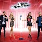 Четиримата изпълнители са в журито и в седмия сезон на шоуто. СНИМКА: БИ ТИ ВИ
