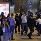 Участник в протестите в Минск е загинал при сблъсък със силите на реда СНИМКА: Ройтерс