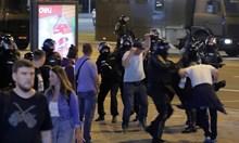 Протестиращ в Минск е загинал, след като бомба избухнала в ръцете му