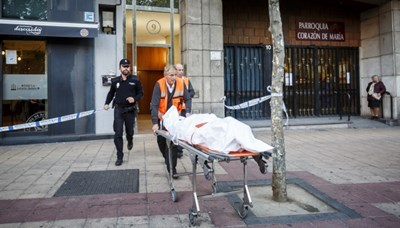 Снимка  El Dia de Valladolid
