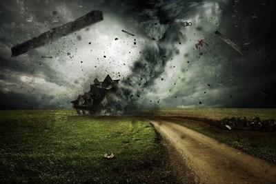 Ураган СНИМКА: Пиксабей