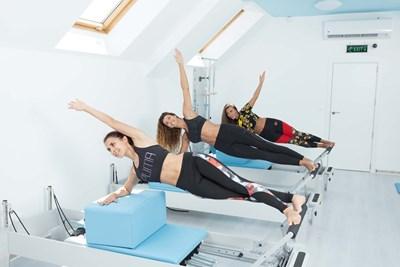Уредите в Angel's Pilates помагат за стройна фигурата, стават за всички възрасти