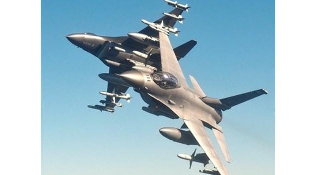 Борисов: 2,2 млрд. лв. искат САЩ за Ф-16