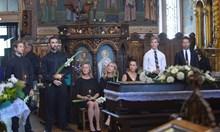 Стари седесари отдадоха последна почит на Алекс Алексиев