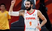 Голямата звезда на световното по баскет Рики Рубио: Успях заради мама!