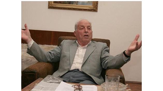 Партизанинът Кръстьо Джерманов: Тодор Живков се успал на 9 септември
