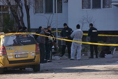 На мястото на взрива имаше служители на всички подразделения на МВР.