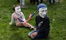 Протест в САЩ срещу извънредното положение