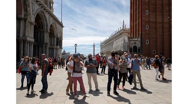 Венеция отвори за туристи