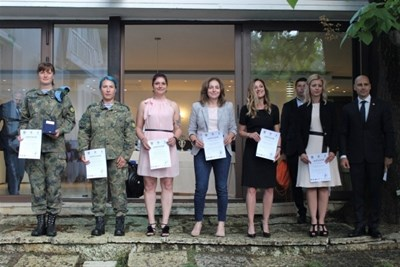 За втора поредна година служителите на Националната служба за охрана /НСО/ показаха най-добри умения в стрелбата с пистолет в традиционния турнир по стрелба за жени от Министерството на отбраната, Министерството на вътрешните работи, Българската армия и служби от системата за защита на националната сигурност.