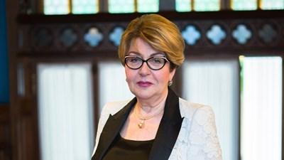 Руската посланичка Елеонора Митрофанова