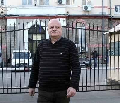 Заместник-правосъдният министър Николай Проданов Снимка: Румяна Тонева