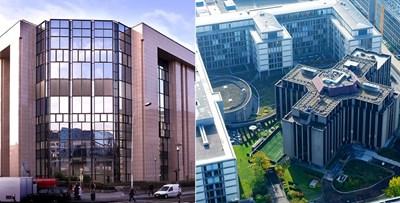 Сградата на Европейската сметна палата Снимка: eca.europa.eu