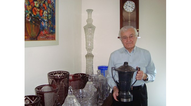 Преди 50 г. Чубриков печели първа международна победа за българския автомобилен спорт