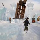 Как се строи международния фестивал за лед и сняг в Харбин