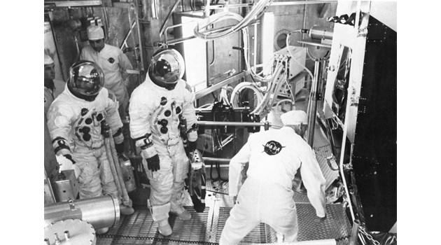 "Фалстарт преди ""Аполо 11"" - трима астронавти загиват нелепо"