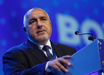 Бойко Борисов в Хелзинки СНИМКИ: пресслужбата на кабинета