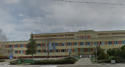 Болницата в Монтана  СНИМКА: Гугъл стрийт вю