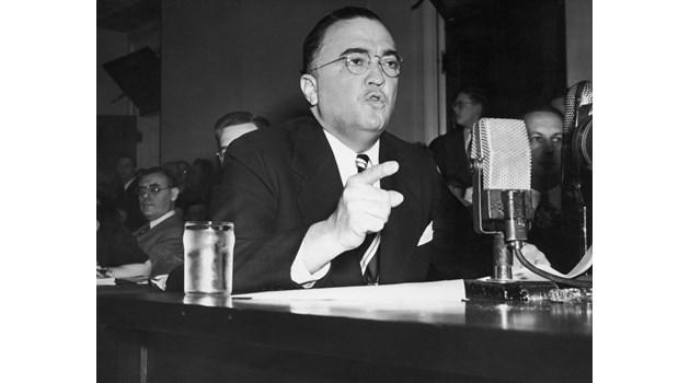САЩ проверяват дали Робърт Максуел не сътрудничи и на КГБ