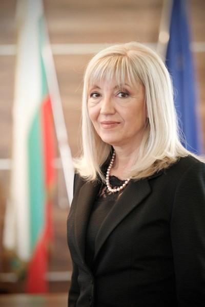 Петя Аврамова. Снимка МРРБ