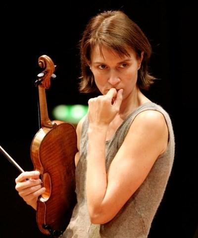 Виктория Муллова Снимки: Софийска филхармония
