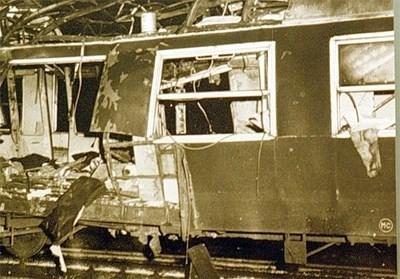 """Кървавият атентат стана преди 35 години на гара Буново. Снимка: """"168 часа"""""""