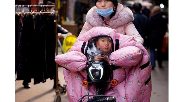 Към 2040 г. населението на Китай и Русия ще намалява