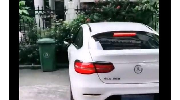 Да си изкараш колата от гаража, за да изхвърлиш боклук на два метра от входа