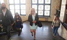 Съдът пусна Иванчева срещу 10 хил. лева. Тя: Много са, ще моля за помощ