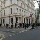 Посолството ни в Лондон