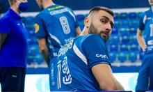 Хранително отравяне за най-добрия български волейболист