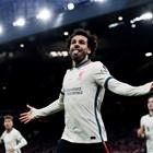 Мохамед Салах има десет гола през кампанията