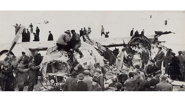 Самолетната катастрофа, която промени английския футбол